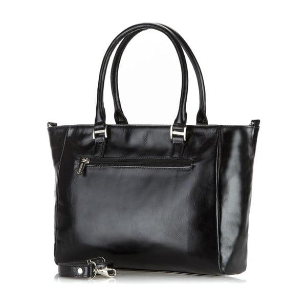 Kožená kabelka Venus Black