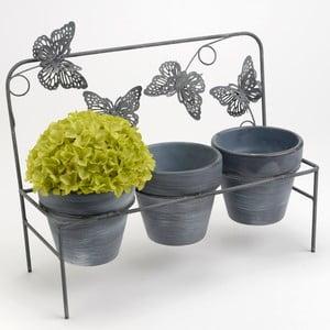 Sada květiníčů Butterfly Pot