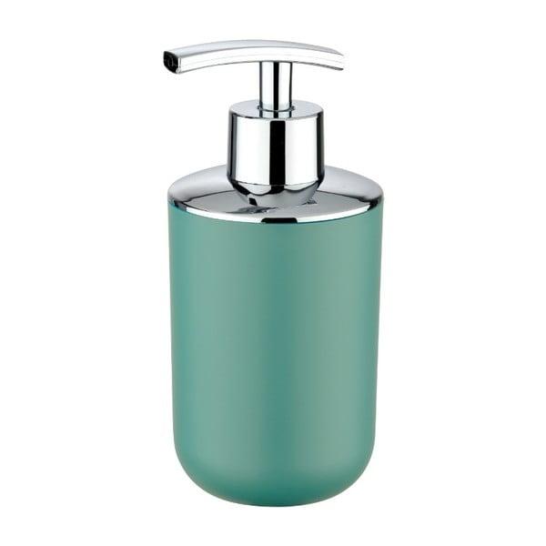 Zielony dozownik do mydła Wenko Brasil