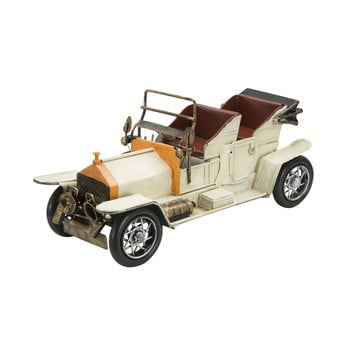 Autoturism metalic decorativ Mauro Ferretti Old Car, alb imagine