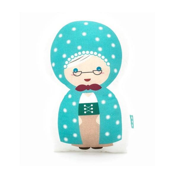 Bavlněný polštářek Mr. Fox Granny, 40x30cm