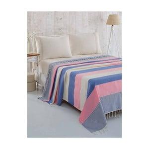 Lehký přehoz přes postel Buldan PBH, 200x235cm
