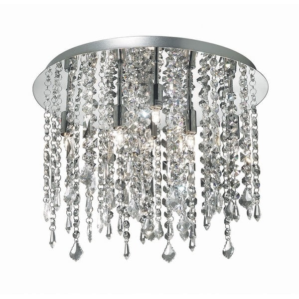 Stropní svítidlo z křišťálu Evergreen Lights Crystaline