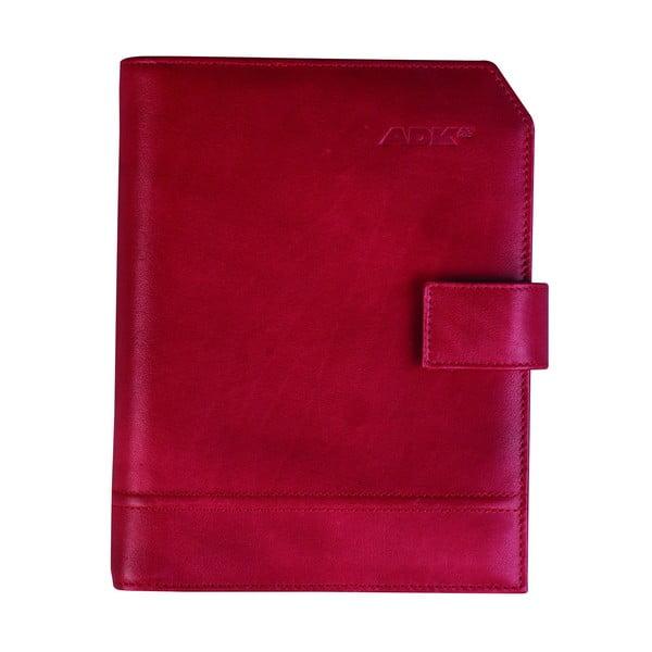 Diář na rok 2016 ADK Classic, červený, vel. A5