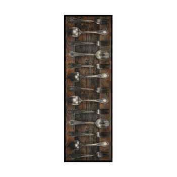 Covor de bucătărie Hanse Home Cook & Clean Spoony, 150 x 50 cm
