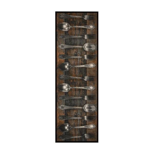 Cook & Clean Spoony konyhai futószőnyeg, 150 x 50 cm - Bougari