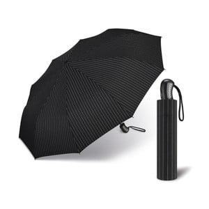 Černý skládací deštník Simlicidad