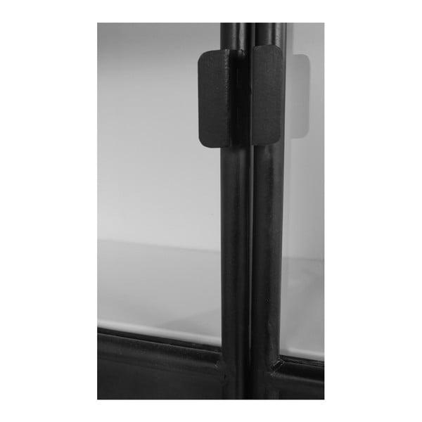 Komoda ze skla a dřeva HSM collection bRONX