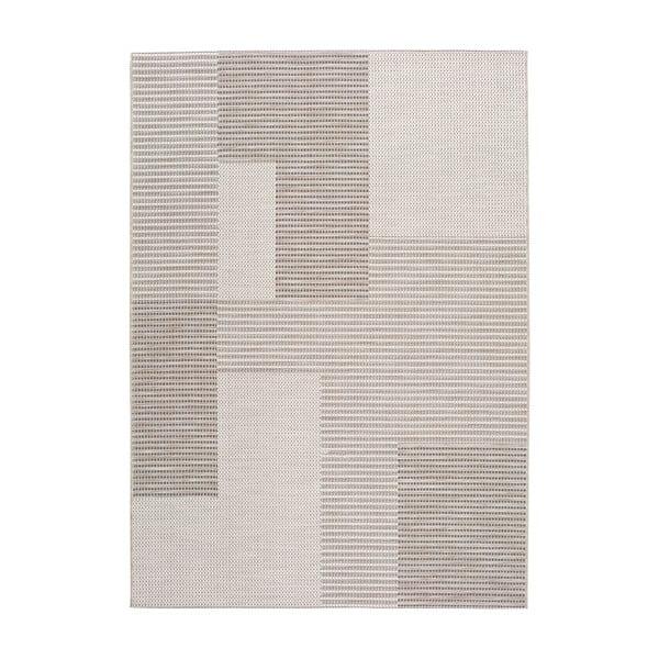 Covor pentru exterior Universal Cork Squares, 130 x 190 cm, bej