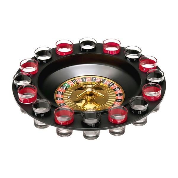 Joc de băut pentru petreceri Premier Housewares Roulette