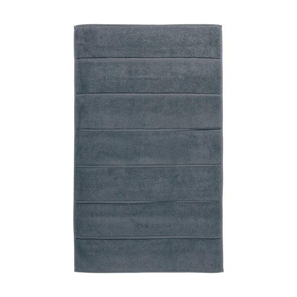 Tmavě šedá koupelnová předložka Aquanova Adagio, 60 x 100 cm
