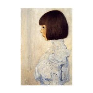Tablou Gustav Klimt - Portrait of Helene Klimt, 90x60 cm