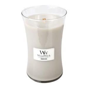 Lumânare parfumată  WoodWick Val cald 609 g, 130 ore