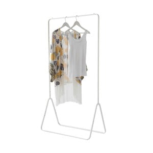 Suport pentru haine Compactor Tubes Blanc