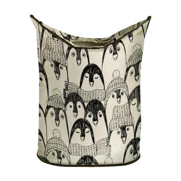 Koš na prádlo Penguin Between Penguins