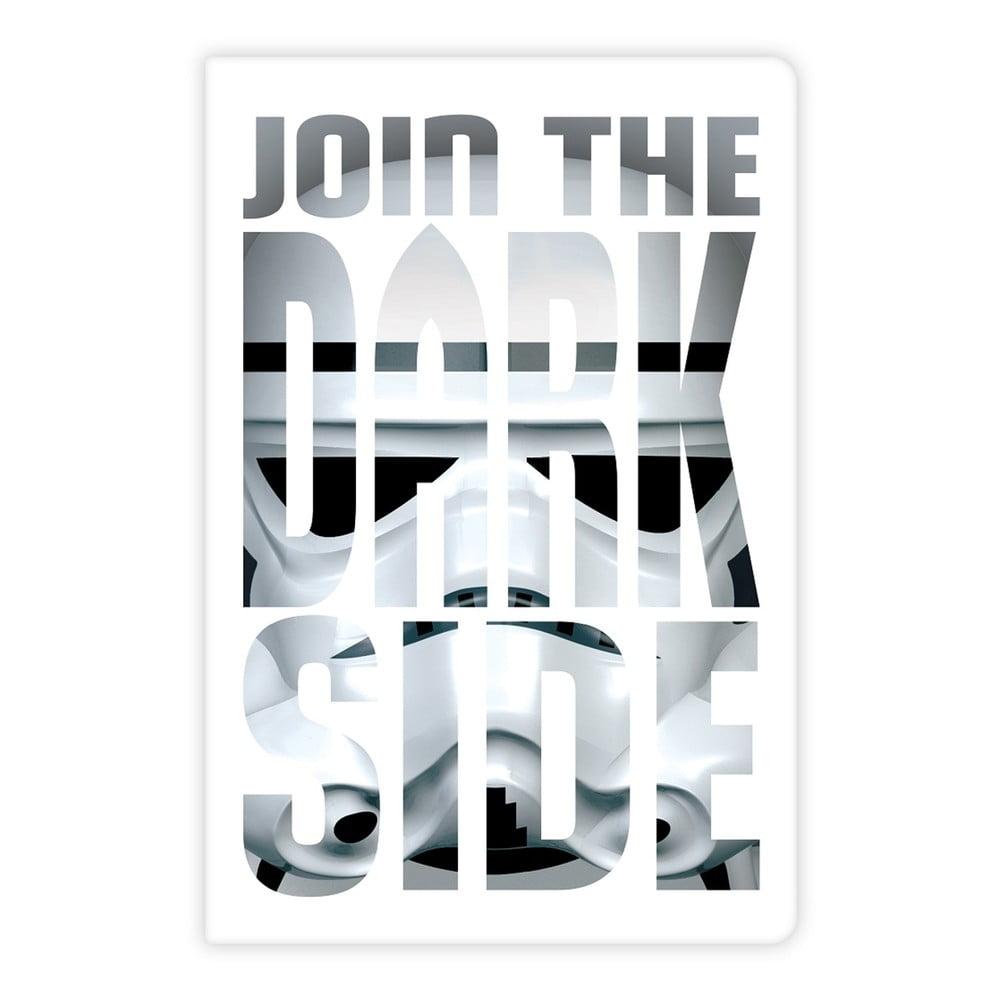 Zápisník LEGO® Star Wars Stormtrooper