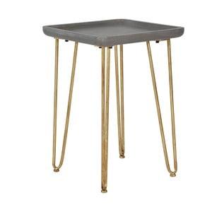 Odkládací stolek RGE Lova, 40x40 cm