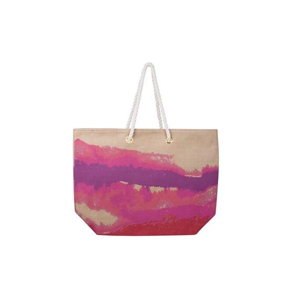Plátěná taška Tri-Coastal Design Pink Vibe