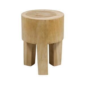 Stolička ze dřeva mindi Santiago Pons Fury