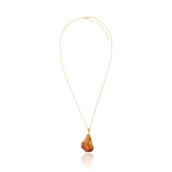 Meredith aranyszínű nyaklánc - NOMA