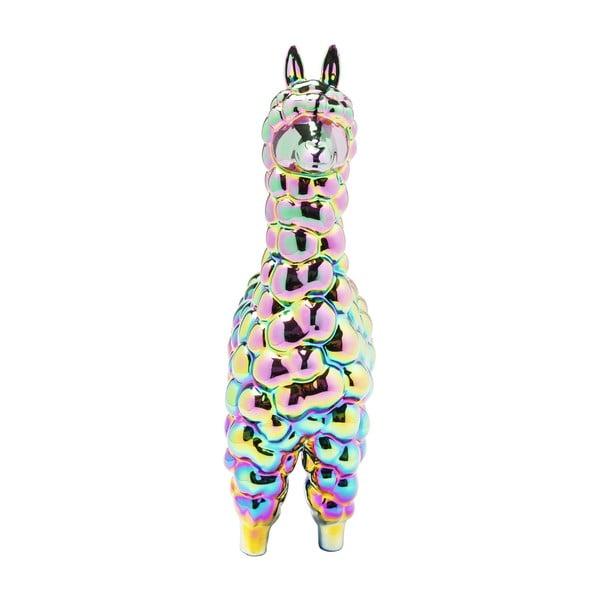 Dekorativní pokladnička Kare Design Alpaca Box, výška 28,8 cm