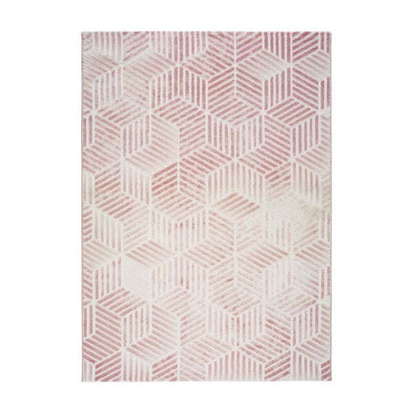 Covor Universal Chance Cassie, 60 x 120 cm, roz