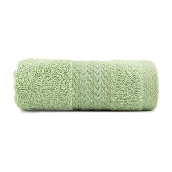 Prosop din bumbac pur Sunny, 30 x 50 cm, verde de la Hobby