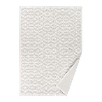 Covor reversibil Narma Kalana, 160 x 230 cm, alb de la Narma