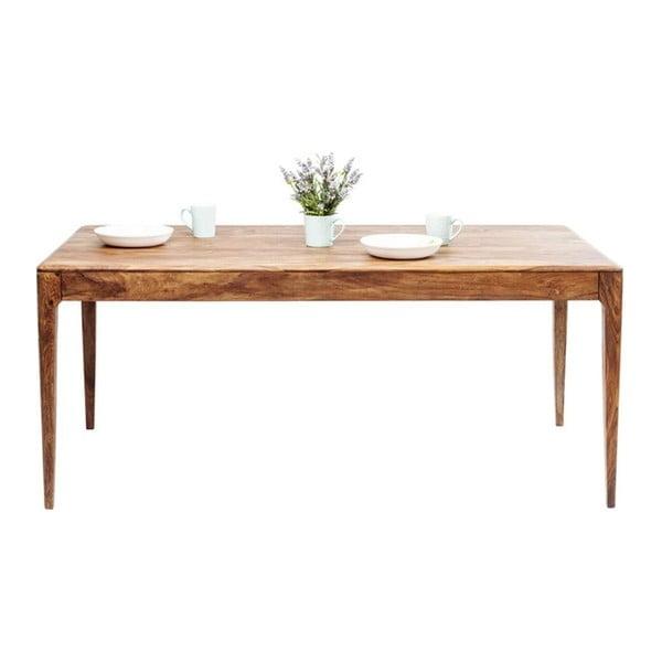 Jídelní stůl z masivního dřeva Kare Design, 175 x 90 cm