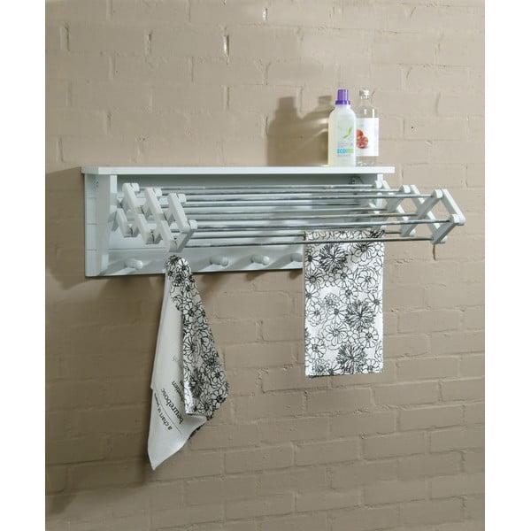 Nástěnný nastavitelný držák na utěrky Dryer
