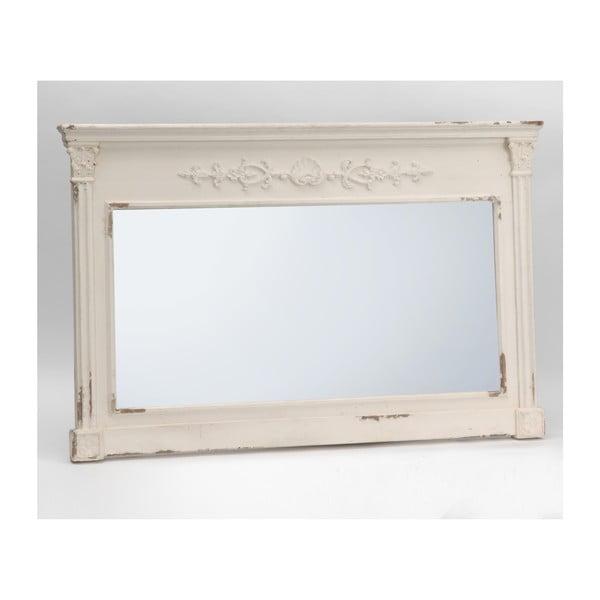 Zrcadlo s poličkou Shelf, 97x149 cm