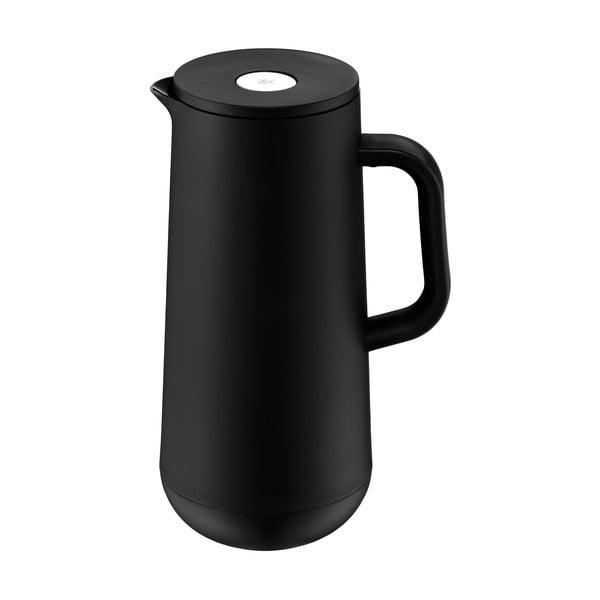 Cromargan® Impulse Plus fekete rozsdamentes termosz, 1 l - WMF