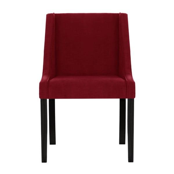 Červená židle Guy Laroche Creativity