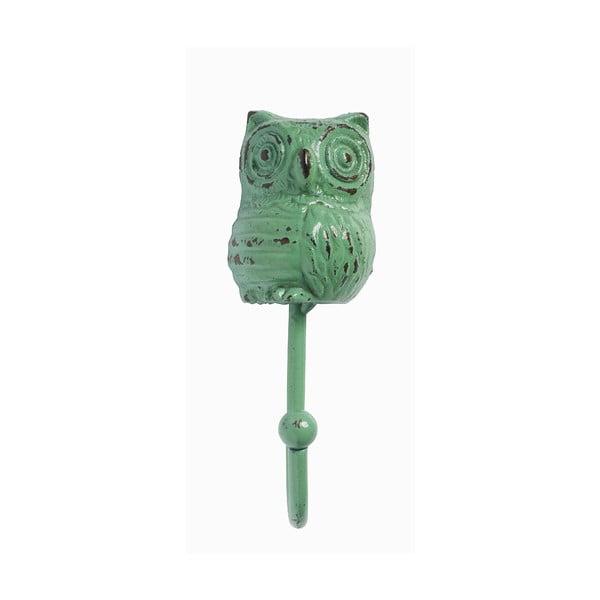 Háček Owl, tyrkysový