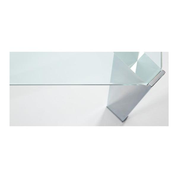 Jídelní stůl Corner, 190x90cm, chromované nohy
