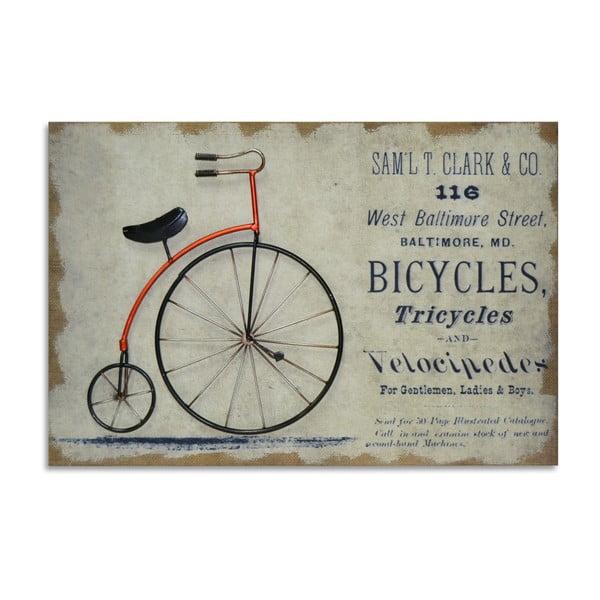 Obraz Moycor Red Bike, 60x40 cm