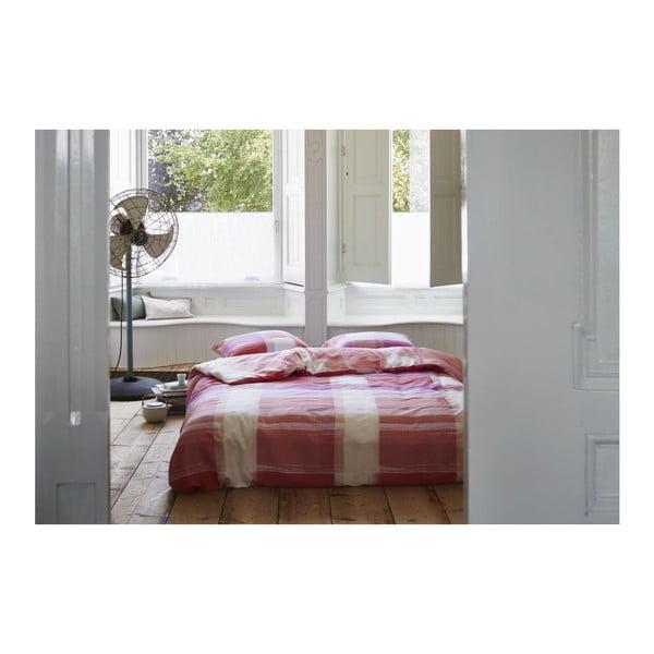 Povlečení Essenza Ratna Pink, 200x200 cm