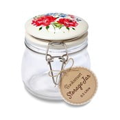 Skleněná dóza Cooksmart England Floral Romance, 500ml