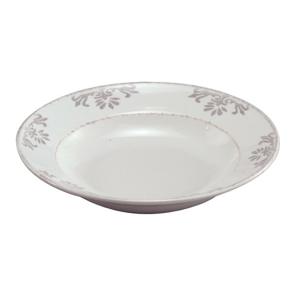 Polévkový talíř Louisa Blanc