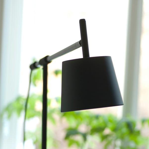 Stolní LED lampa Mic Black