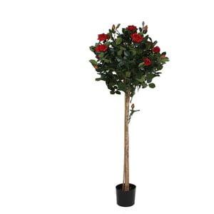Umělá květina v květináči Mica Rose Lady