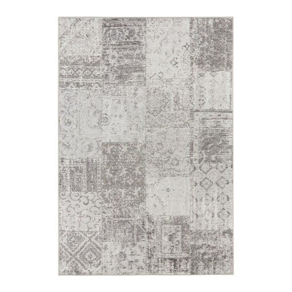 Šedo-krémový koberec Elle Decor Pleasure Denain, 200 x 290 cm