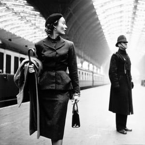 Fotoobraz Victoria Station, 60x60 cm