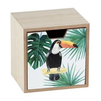 Cutie de depozitare Wenko Tucan, 12 x 12 cm de la Wenko