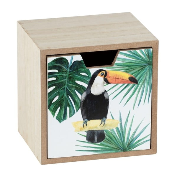 Úložný box Wenko Tucan, 12 x 12 cm