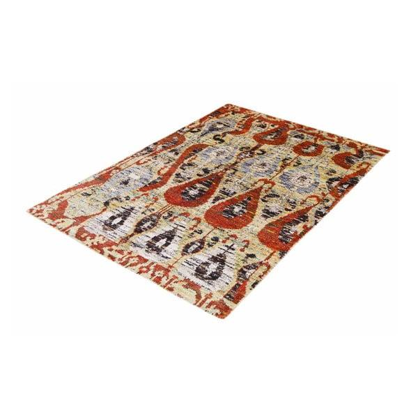 Ručně tkaný koberec Ikat H2 Mix, 200x300 cm