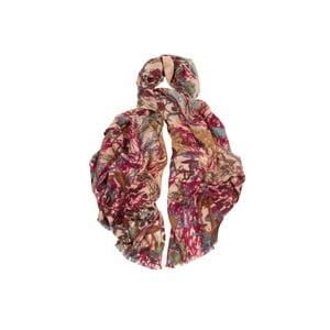 Kašmírový šátek Hogarth Print, 180x70cm