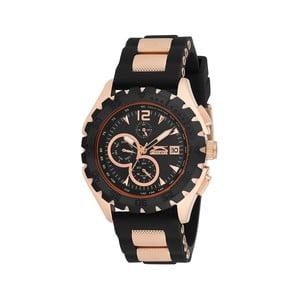 Dámské hodinky Slazenger Black-Gold