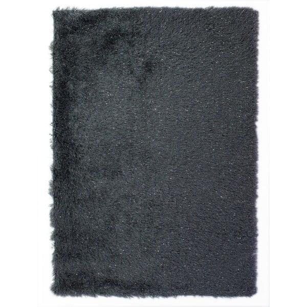 Covor Flair Rugs Dazzle Charcoal, 120 x 170 cm, gri închis