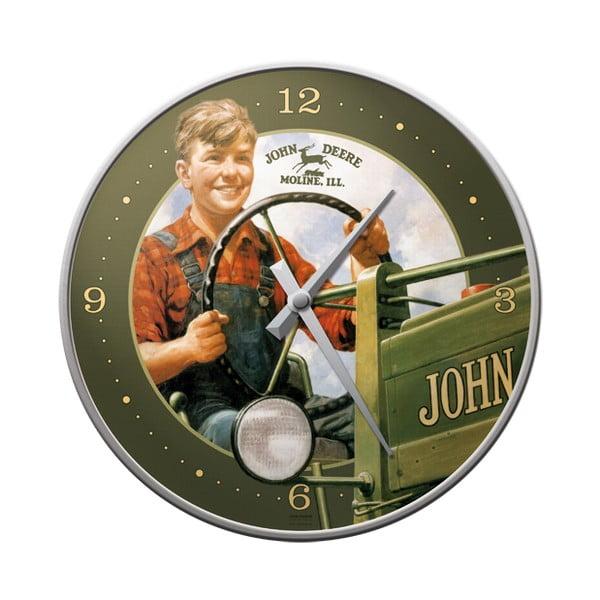 Hodiny John Deere IV